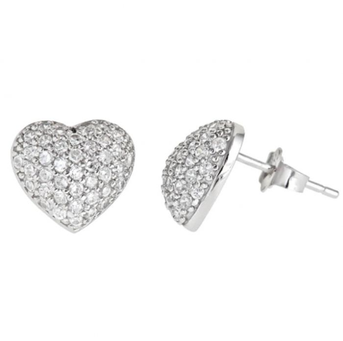QUICK! 75% Off ALL Silver Jewellery + FREE Silver Earrings Worth £50!