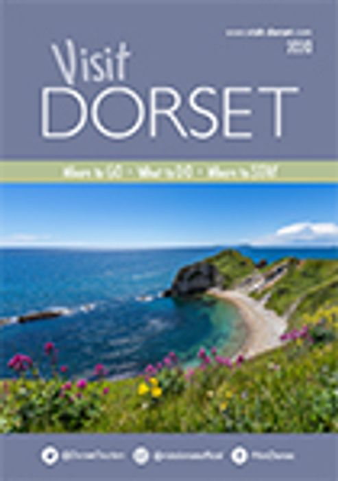 Get Your Free Visit Dorset Brochure by Post