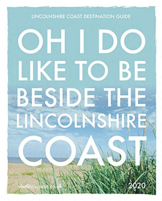 Request a Free Copy of the Lincs Coast Visitor Guide 2020