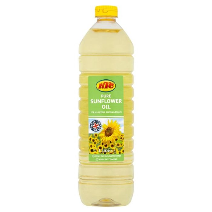 KTC Pure Sunflower Oil 1L