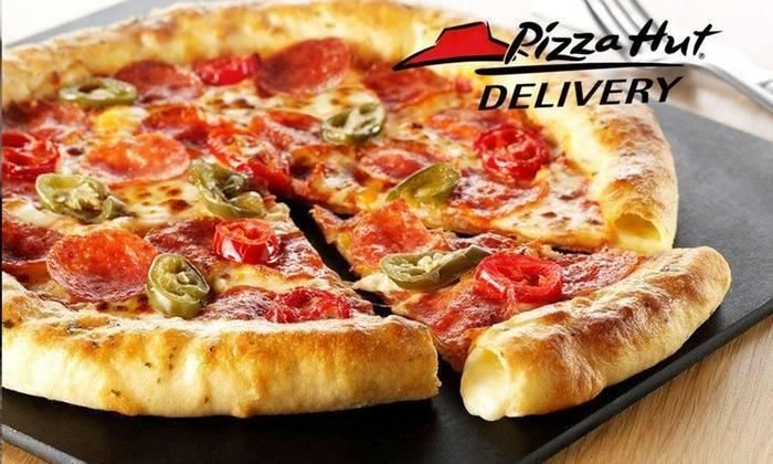 50% Off Pizza Hut Delivery With Free Tastecard!