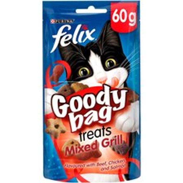 Felix Goody Bags 60g