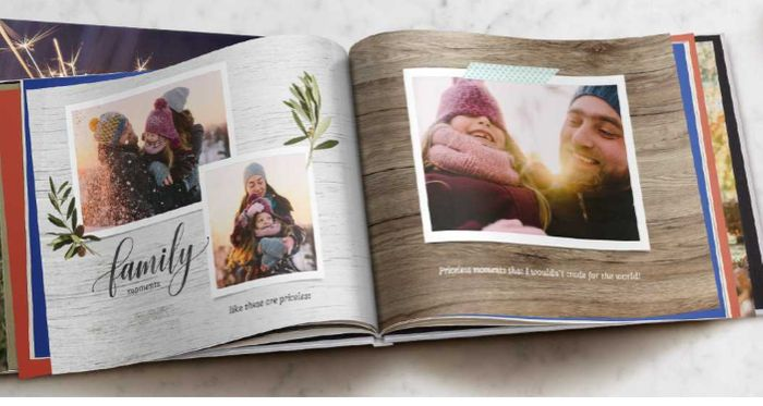 FREE Photobook From Boots Worth £13.99 - Just Pay £1.99 Postage!