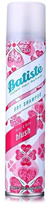 Batiste - Dry Shampoo Blush - Floral & Flirty Fragrance - No Rinse - 200 Ml
