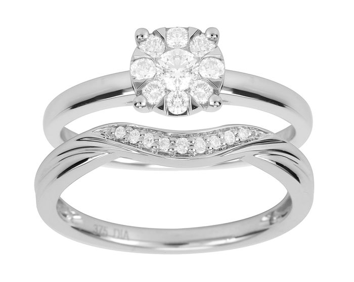 20% off Bridal Set Orders at Goldsmiths