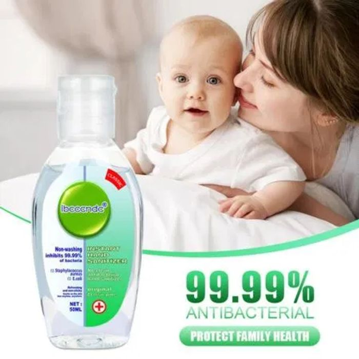 FREE 50ml Sanitizer at Benibo
