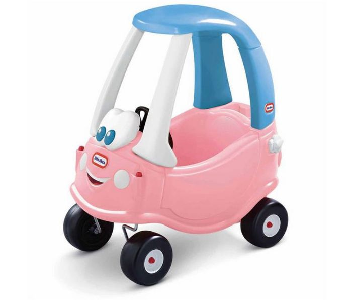 Little Tikes Cosy Coupe Pink, Half Price!