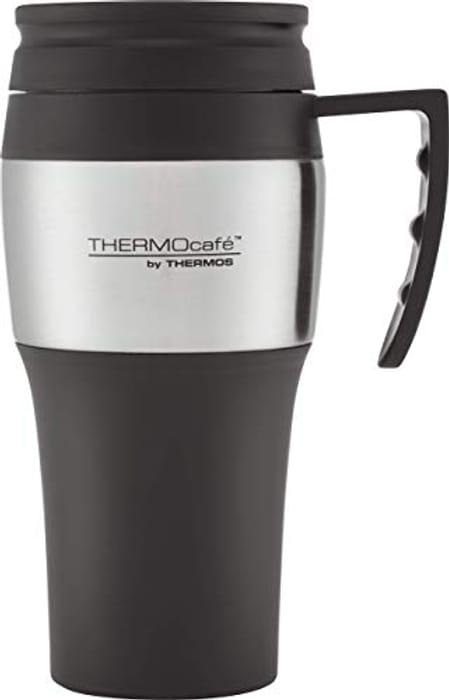 Thermos ThermoCaf 2010 Travel Mug, 400 Ml
