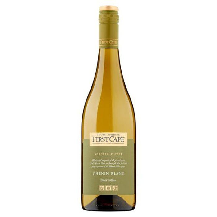 First Cape Special Cuvee Chenin Blanc £5