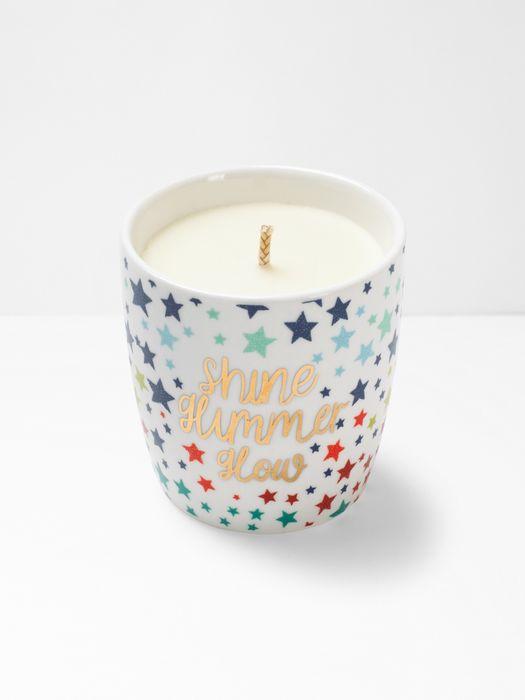 Cheap Shine Shimmer Glow Candle at White Stuff - Only £6!