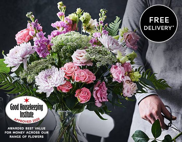 Save £5 On Mother's Day Flowers From £20 At M&S