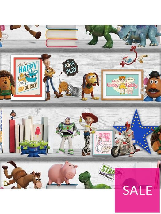 Best Price! Disney Toy Story Play Date Wallpaper at Very