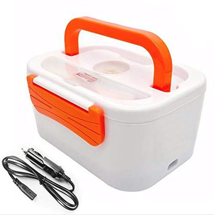 Almost Half Price! Car Electric Lunch Box
