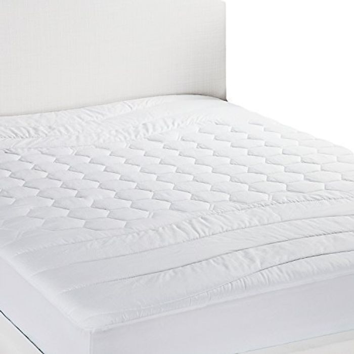 Bedsure Quilted Fitted Mattress Pad Protector (King Size)