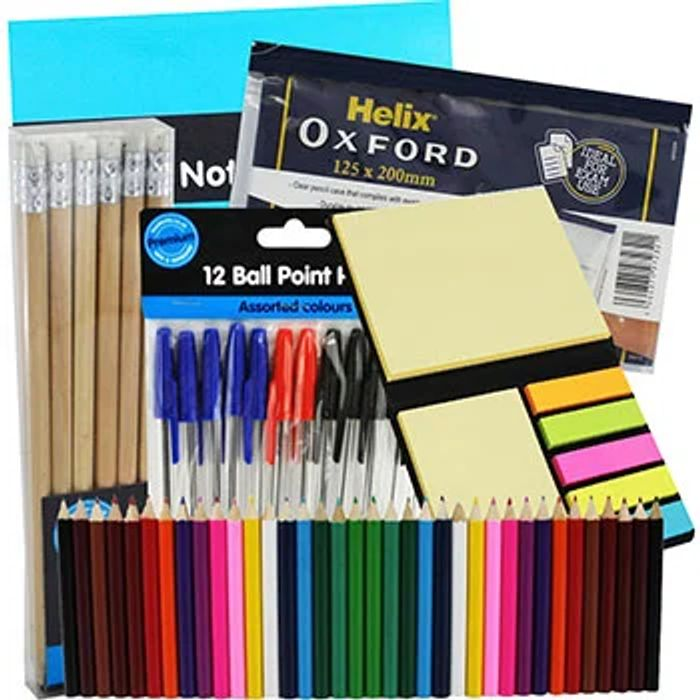 Basic Stationery Bundle 44% OFF + Free Delivery with Code!