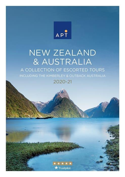 New Zealand & Australia 2020-21 Free Brochure