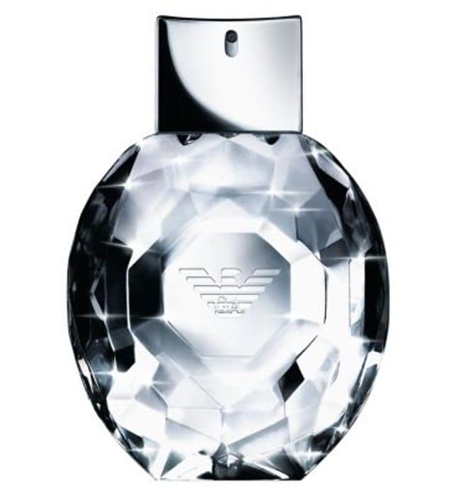 Deal Stack - Emporio Armani Diamonds 50ml + FREE Armani Headphones £29.99