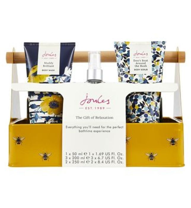 Joules the Gift of Relaxation