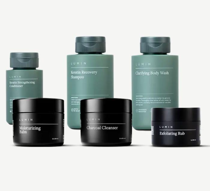 Free Lumin Skincare Set (Worth £37)