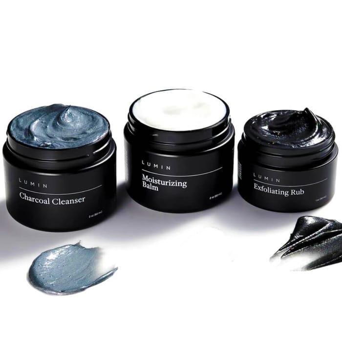 Free Lumin Skincare Set (Worth £25)