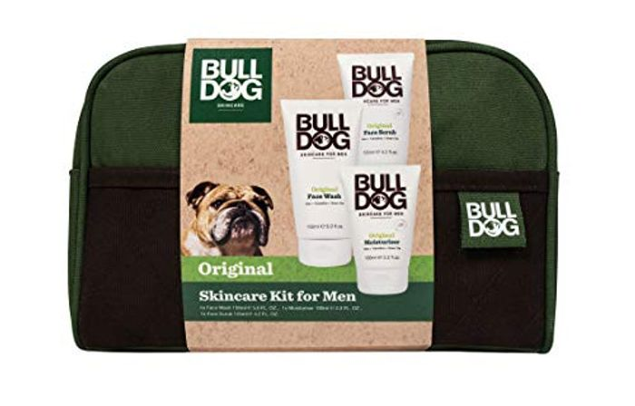 Back in Stock! Bulldog Skincare Original Skincare Kit