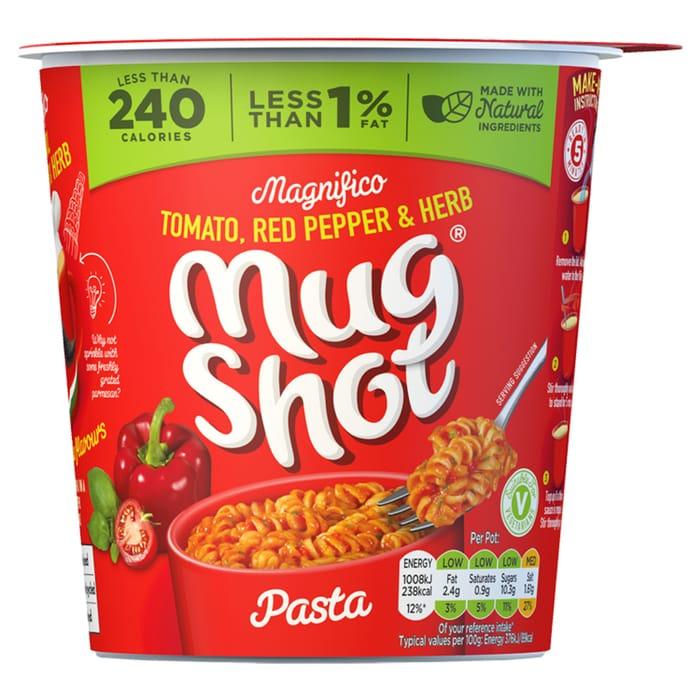 Mug Shot on the Go Tomato Red Pepper & Herb 68G