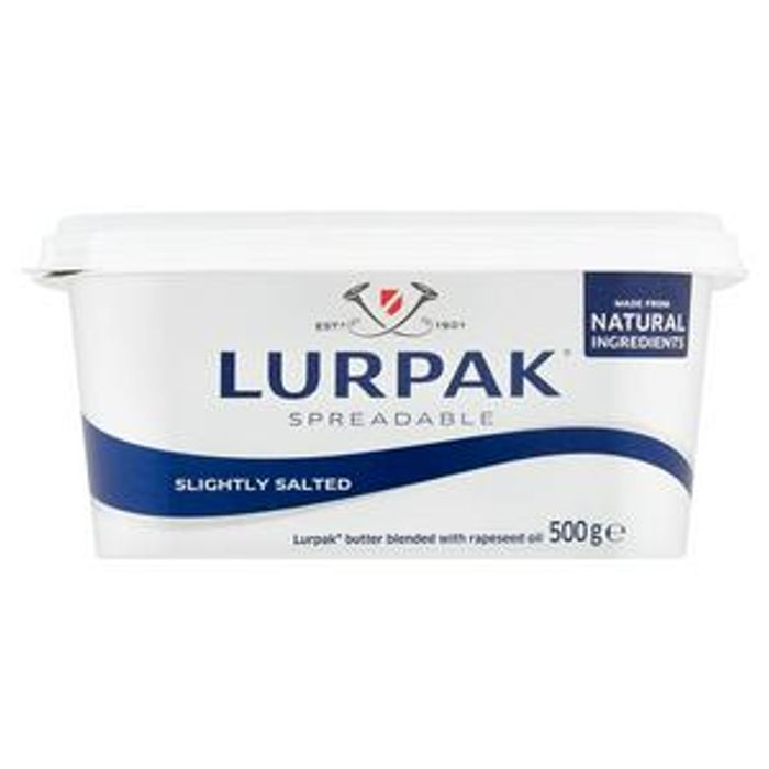 Lurpak Spreadable 500g