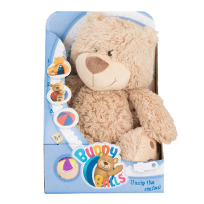 Buddy Ball Eva Bear Soft Toy