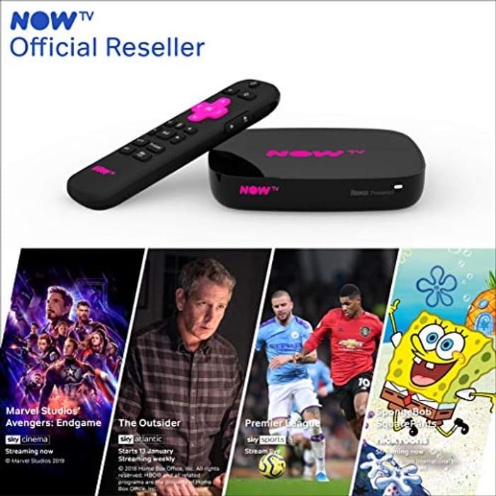 NOW TV 4K Smart Box