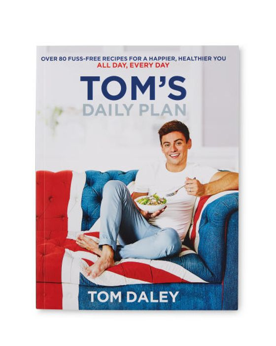Special Offer - Tom's Daily Plan - Book
