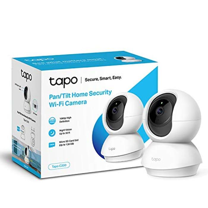 Best Ever Price! TP-Link Pan/Tilt Security Camera