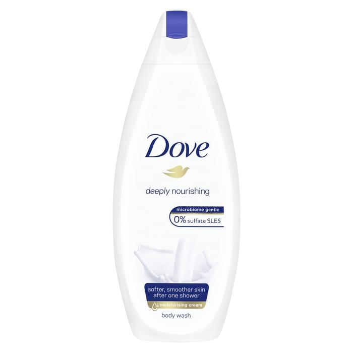 Dove Deeply Nourishing Body Wash 225Ml