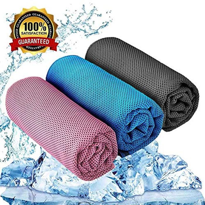 Instant Cooling Towel for Working Out