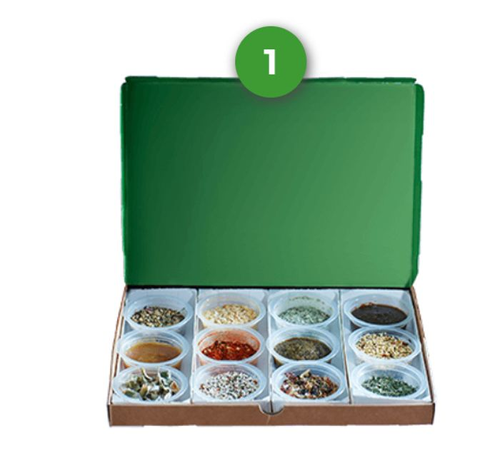 Get Your Simply Cook £3 Trial Box