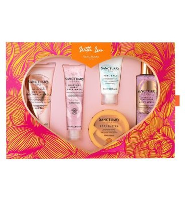Sanctuary Spa Top to Toe Gift Set