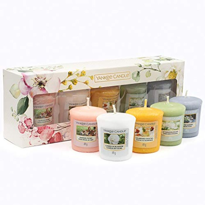 Best Price! Yankee Candle Gift Set, 5 Votive Scented Candles