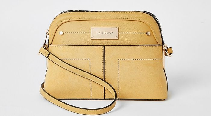 River Island Cross Body Bag Down From £39 to £15