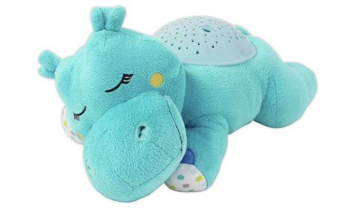Hippo Night Light and Sounds Down From £19.99 to £13.99