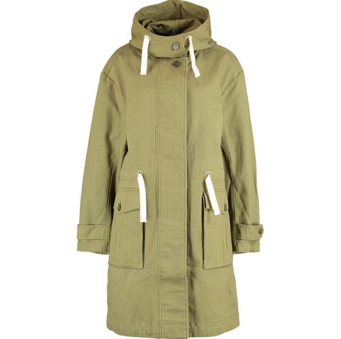 PARKA LONDON Khaki Multi Pocket Parka Jacket