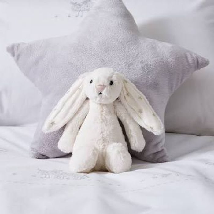 Jellycat Small Twinkle Bashful Bunny Toy