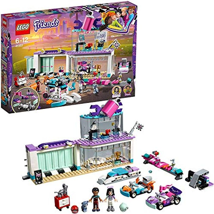 Best Ever Price! LEGO 41351 Friends Heartlake Creative Tuning Shop