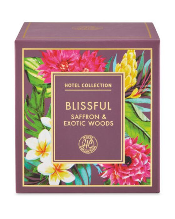 Special Offer - Blissful Luxury Scented Candle from SUNDAY 15 MARCH