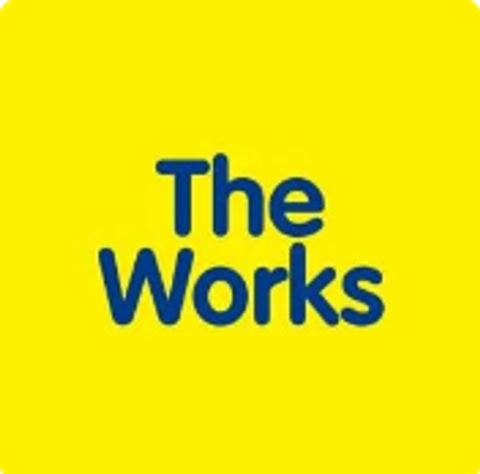 Free Home Delivery When You Spend £10 or More at The Works