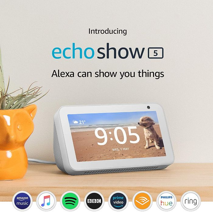 Amazon Echo Show 5 Smart Display with Alexa £49.99 Delivered