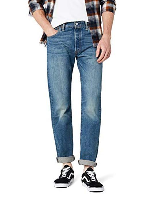 Best Ever Price! Levi's Men's 501 Original Fit Jeans