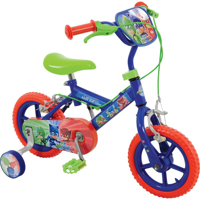 """PJ MASKS Blue & Red Character Graphic 12"""" Bike"""