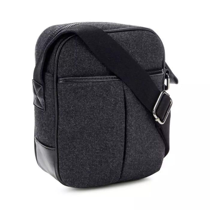 1778 - Grey City Cross-Body Bag