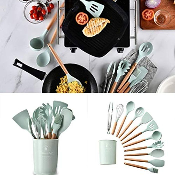 1pc of Heat Resistant Silicone Kitchen Utensils