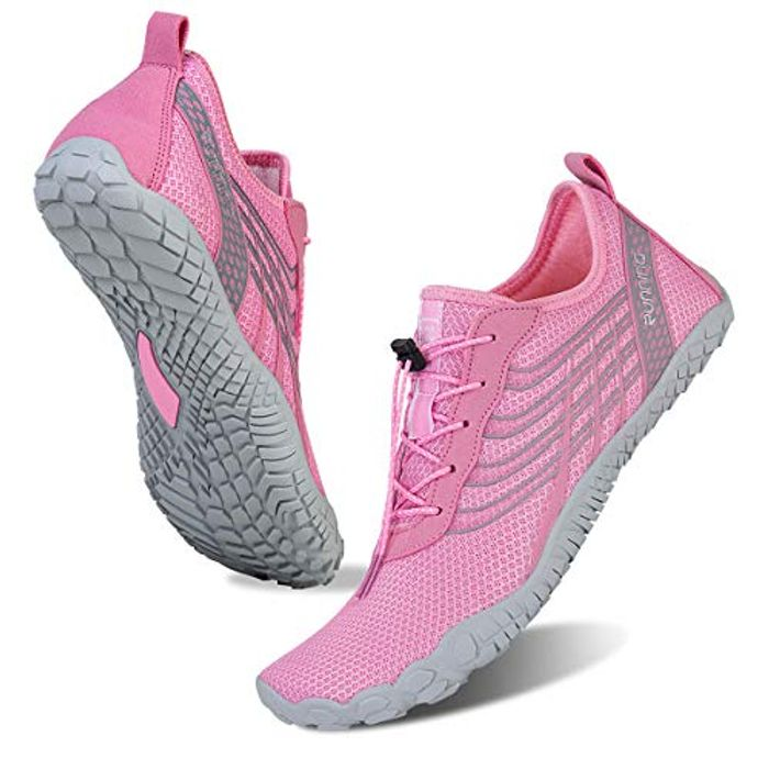 Barefoot Shoes - Unisex Gym Fitness Trainers Hiking Walking Shoes
