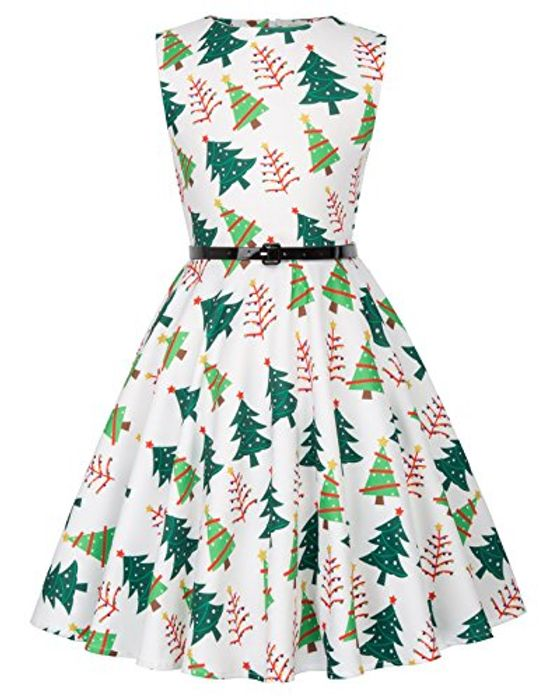 Deal Stack! Kate Kasin Girls Floral A-Line Dress